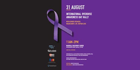 National Overdose Awareness Rally tickets