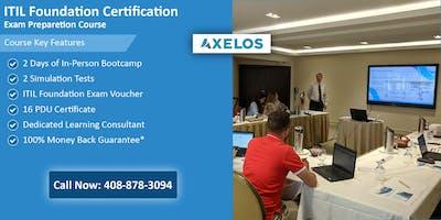 ITIL Foundation Certification Training In Orlando, FL