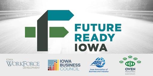 Future Ready Iowa Employer Summit - Carter Lake