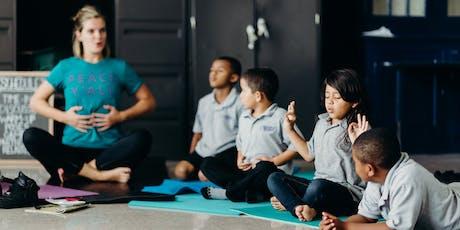 Kick-Off: Trauma Informed Yoga & Mindfulness for Educators 2 tickets
