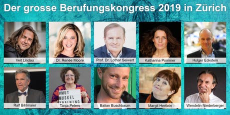 Berufungskongress 2019 Tickets