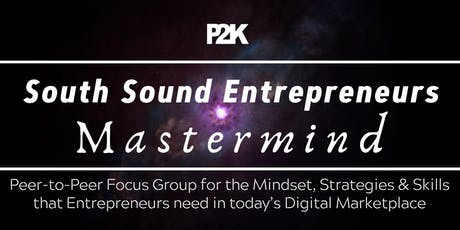 Entrepreneur Mastermind Lunch tickets