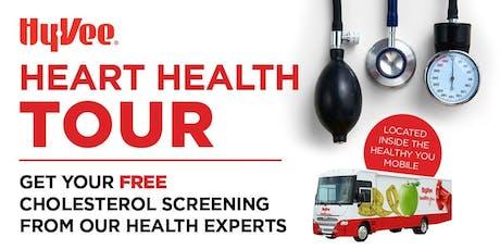Free Cholesterol Screenings  tickets