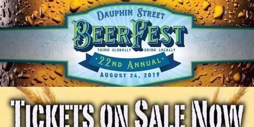 Dauphin Street Beer Fest