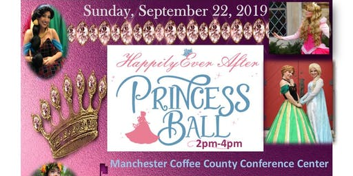 Happily Ever After Princess Ball-Tennessee