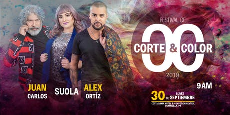 Festival de Corte & Color 2019 tickets