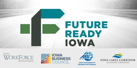Future Ready Iowa Employer Summit - Spencer tickets