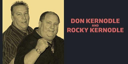 Don and Rocky Kernodle Meet and Greet Combo/WrestleCade FanFest 2019