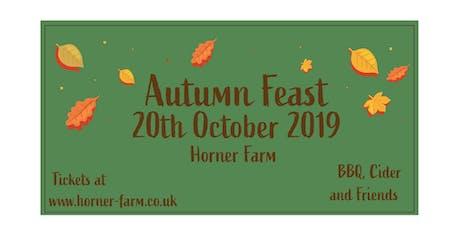 Autumn Feast tickets