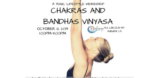 Yoga Workshop - Chakras and Bandhas