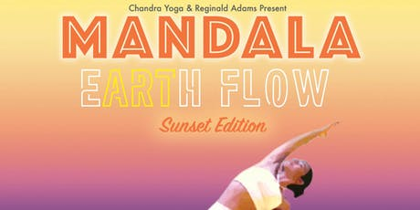 MANDALA EARTH FLOW Sunset Edition tickets