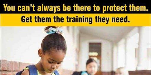 Free Back To School Anti- Bully Workshop