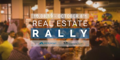 The Real Estate Rally // October 8th