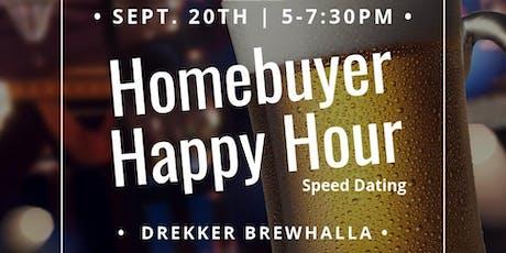Homebuyer Happy Hour - September tickets