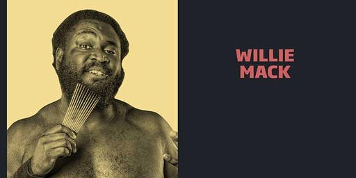Willie Mack Meet & Greet Combo/WrestleCade FanFest 2019