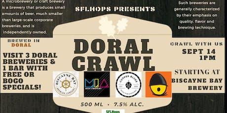 Doral Beer Crawl tickets
