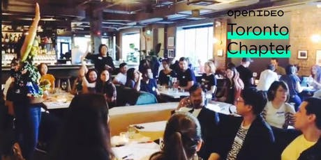 OpenIDEO Toronto Chapter: Community Members Social Meetup (August) tickets