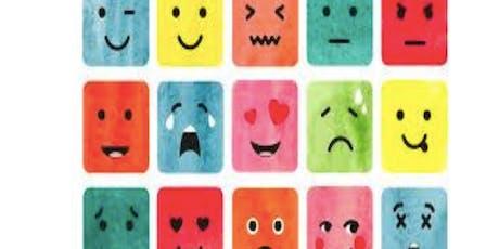 Mindfulness of Big Emotions tickets
