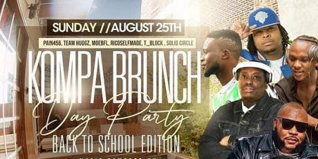 Kompa Brunch & Day Party tickets