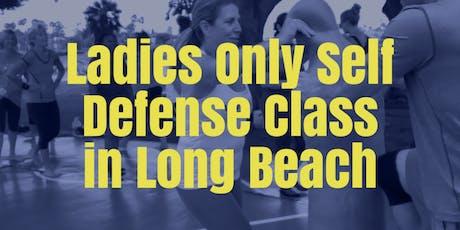 LEVEL 2 Self Defense Class For Women tickets