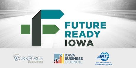 Future Ready Iowa Employer Summit - Jefferson tickets