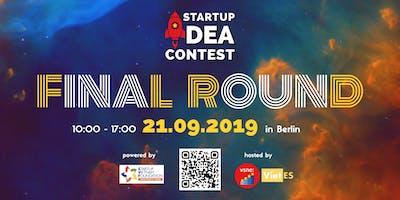 VSNE Startup Idea Contest - The Grand Final Round