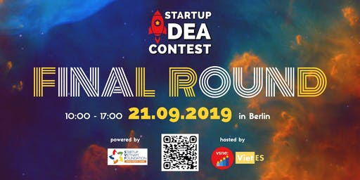 VSNE Startup Idea Contest - The Grand Final Round