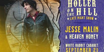 Jesse Malin w/ Heaven Honey, Meghan Cristeen Martin @ White Rabbit Cabaret