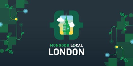 MongoDB.local London 2019 tickets