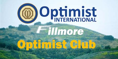 Fillmore Optimist Club Meeting! 8/20/19 at Genmai Sushi tickets
