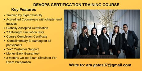 DevOps Certification Course in Amador City, CA tickets