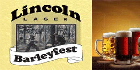 12th Annual Lincoln Lager Barleyfest tickets