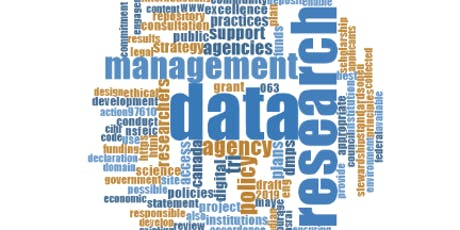 Hands-on Data Management Planning - September 26, 2019 tickets