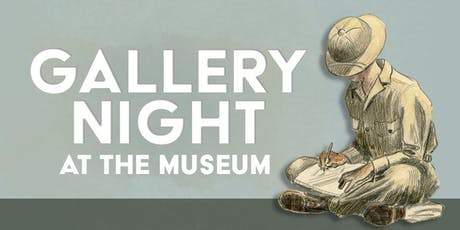 FALL GALLERY NIGHT: DRAW AT THE MUSEUM tickets