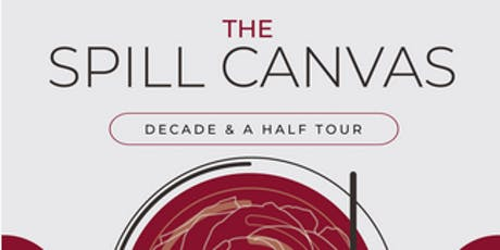 The Spill Canvas tickets