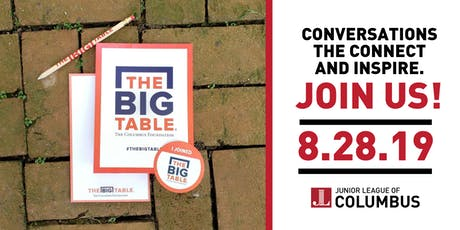 The Big Table with the Junior League of Columbus at The Kelton House tickets