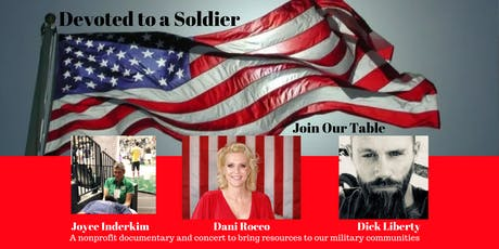 Devoted to a Soldier - Join Our Table tickets