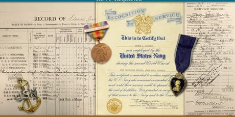 Workshop: Military Records For Genealogy Research tickets
