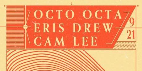 Deep Gold & Verse: Octo Octa b2b Eris Drew tickets