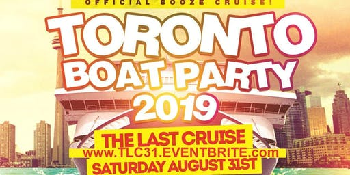 Toronto's Last Boat Cruise