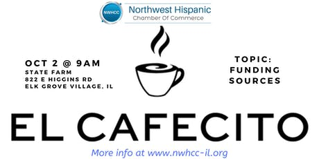El Cafecito: Funding Sources tickets