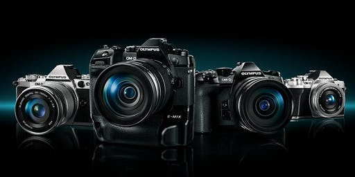 Olympus User Group in Sept