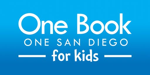 One Book for Kids with Girl Scouts San Diego in Valencia Park