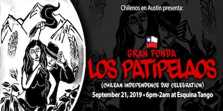 Gran Fonda Los Patipelados tickets