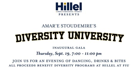 Amar'e Stoudemire's Diversity University Gala tickets