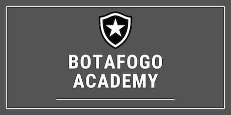 Seletiva Botafogo Academy - Niterói, 22/09/2019 ingressos