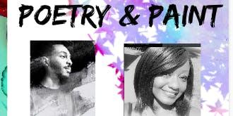 Poetry & Paint