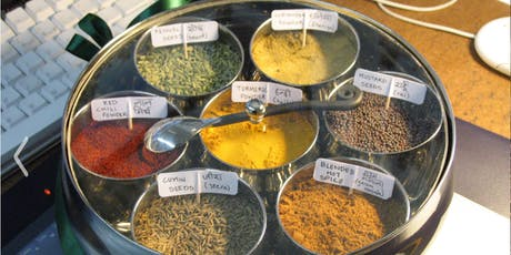5 Part Dinner Series: Smarter with Spices tickets