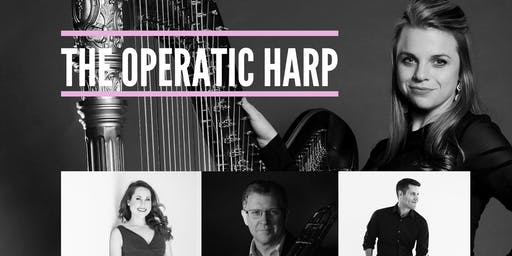 Chamber Music at San Miguel Chapel: THE OPERATIC HARP