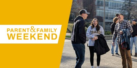 Fall Parent & Family Weekend 2019 tickets